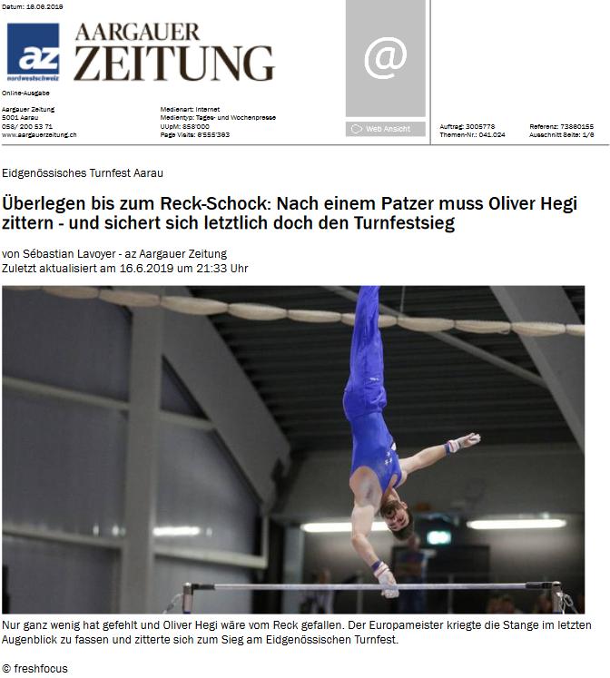 Zeitung ETF